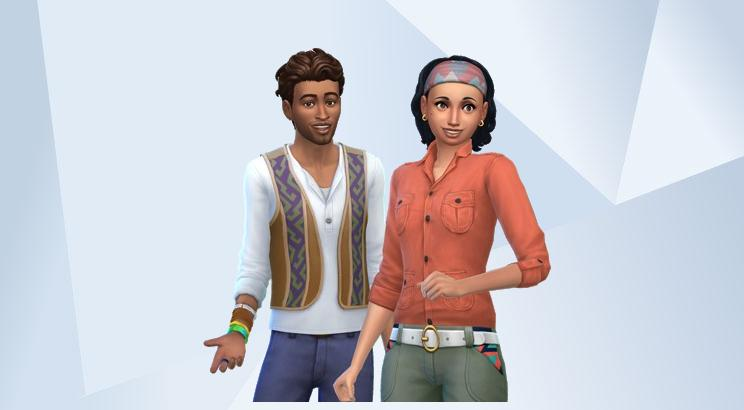 The Sims™ 4 Jungle Adventure - Official Site