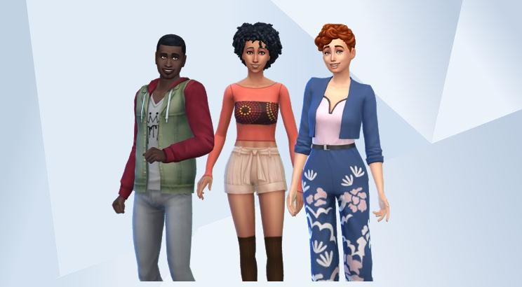Sims 2 Designer Clothes Downloads | The Sims The Gallery Official Site