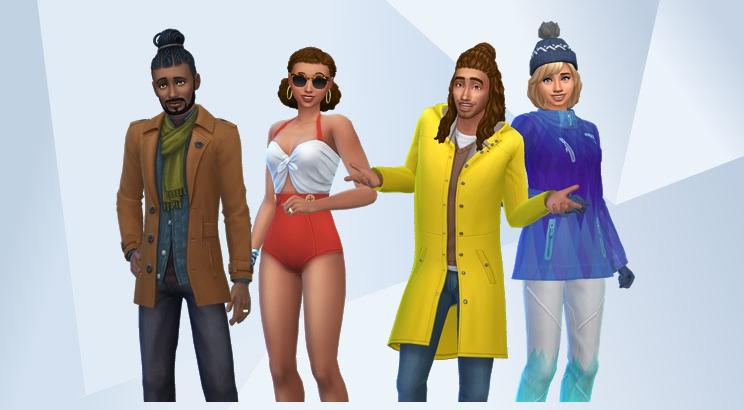 89babeb249 The Sims™ 4 Seasons - Official Site