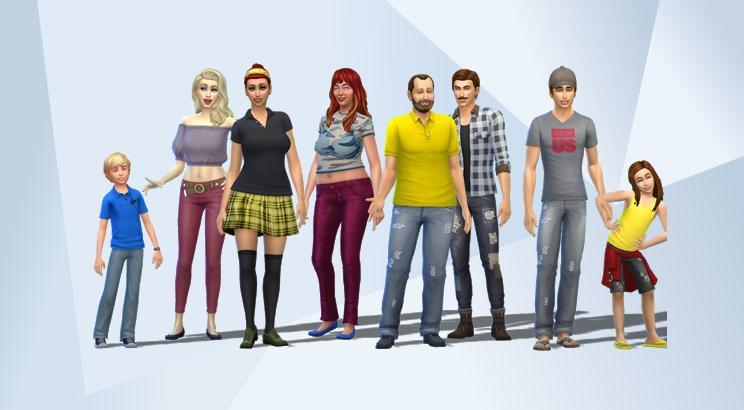 Les Sims - La Galerie - Site officiel