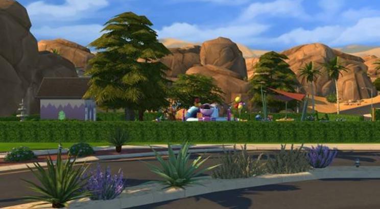 Scopri il lotto nella Galleria di The Sims 4!