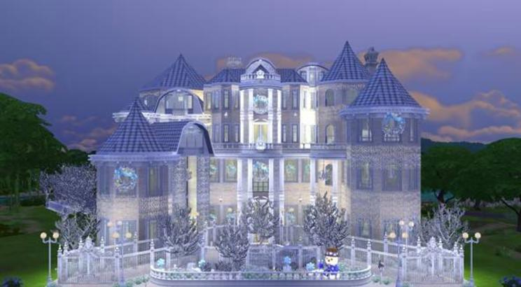 the sims 2 mansion and garden stuff free download
