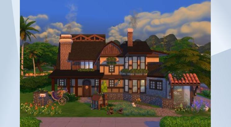 Lotes The Sims 4
