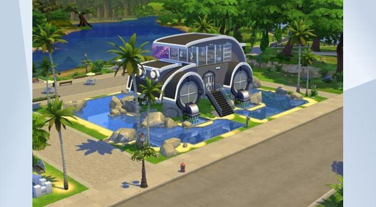 The Sims - Galerie - Oficiální stránka