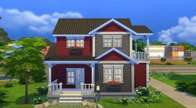 Die Sims Die Galerie fizielle Website