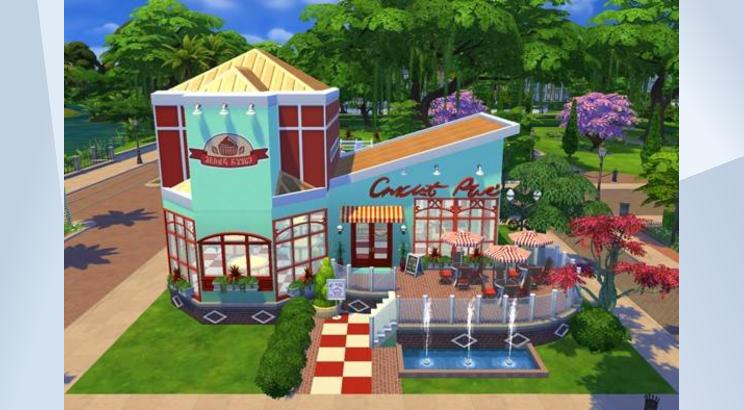 Sweet Georgia's Bakery + Legacy Family Home 00