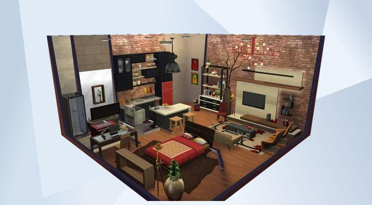Where Are The Tiny Apartments Pics Page 2 The Sims
