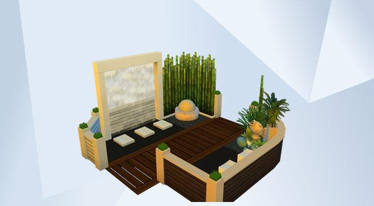 Share your newest the sims 4 creations here page 134 for Garden design sims 4