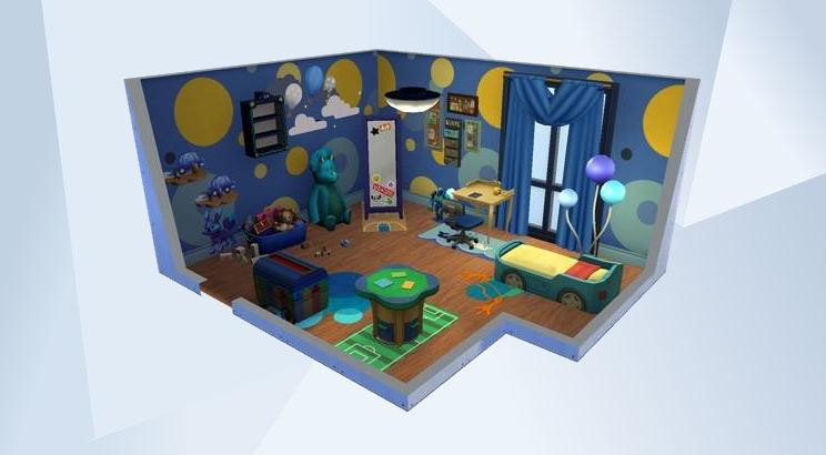 The Sims™ 4 Toddler Stuff - Official Site