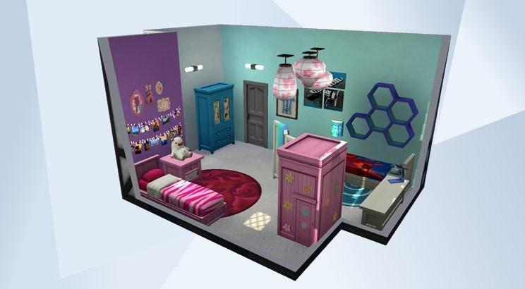 Https Www Thesims Com News The Sims  Kids Room Tips