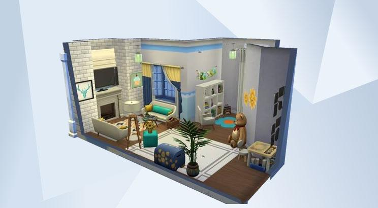 The Sims 4 Tiny Living Official Site